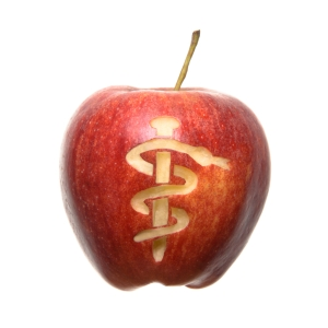 Medical Apple shutterstock_70520200